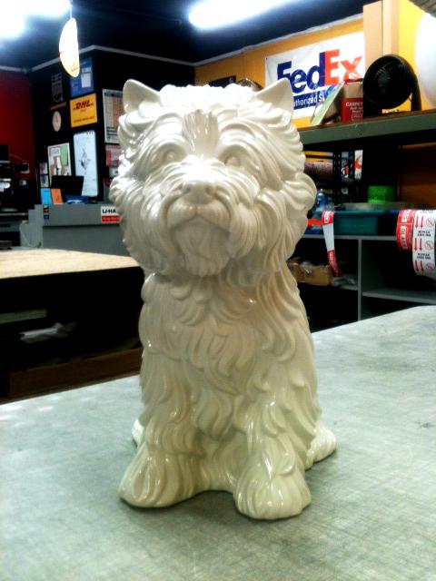Puppy Vase By Jeff Koons The Box Depot