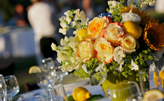 Photo by: Artisan Photography     Event Design, Production and Custom Floral by: Flourishing Art