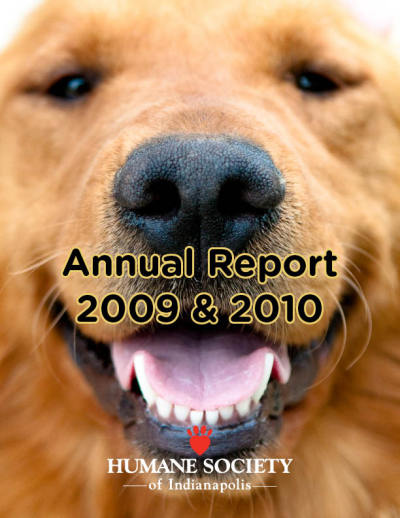 View and download the Humane Society of Indianapolis 2009 & 2010 Annual Report.