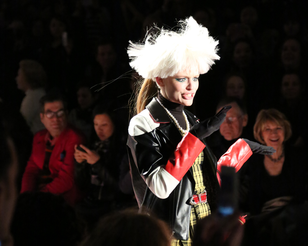 Photo by Whitney S Williams_Betsey Johnson_FW2013_MBFW_BKkicksA_Runway_Chictopia (11).jpg