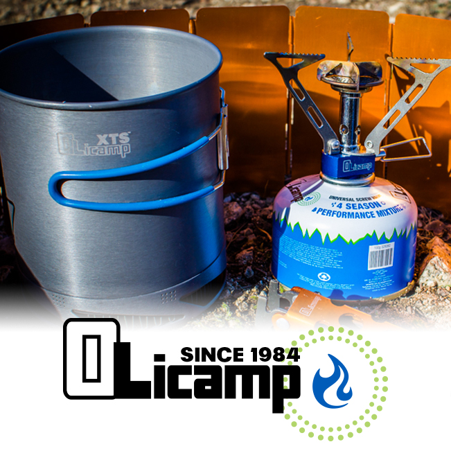 Camping Stoves & Cookware