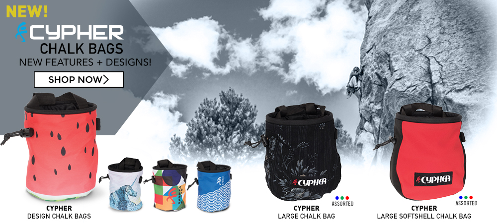 Cypher Chalk Bags