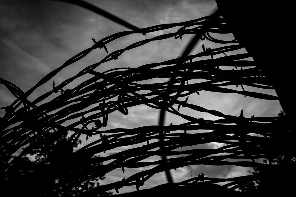 Colorado Barbed Wire