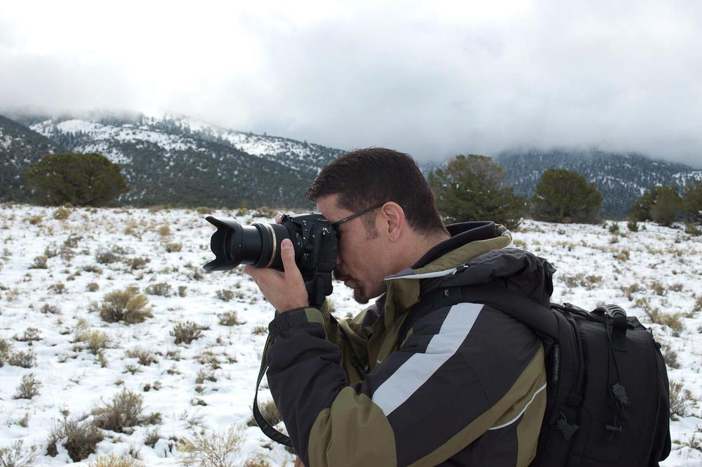 Winter shoot at Great Sand Dunes National Park, Colorado
