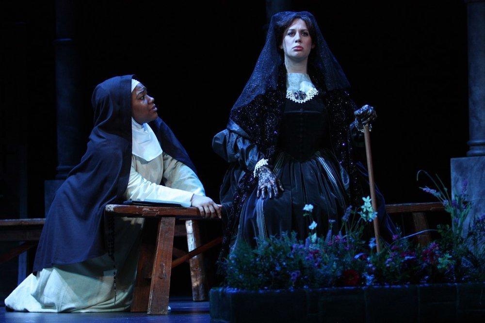 As La zia Principessa in Puccini's Suor Angelica