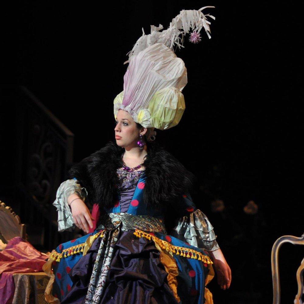 Madame de la Haltière in Massenet's Cendrillon