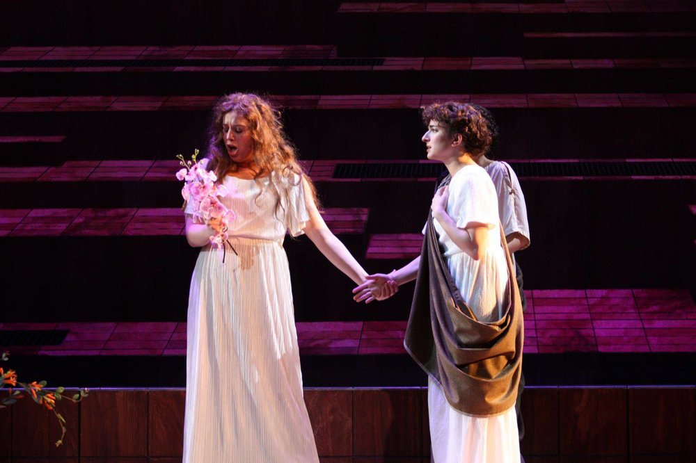 Lucretia in Britten's The Rape of Lucretia
