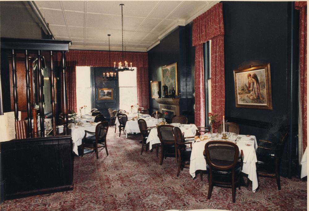 Another view of the Chez Paul Room at Chez Paul