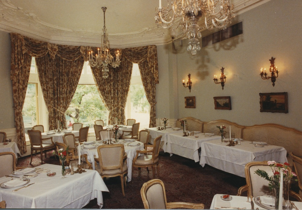 The Louis Room at Chef Paul Restaurant