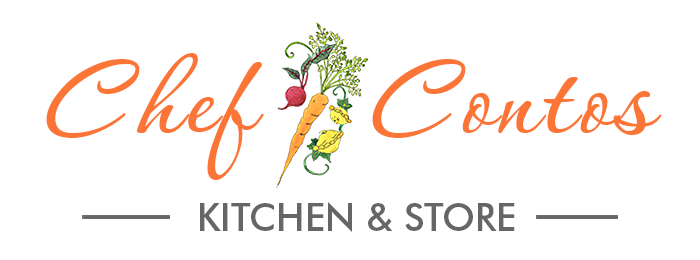 Chef Contos kitchen & store