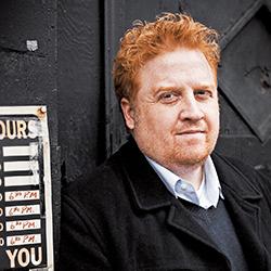 Brad Thomas Parsons, Author