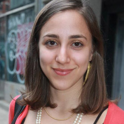 Natalie Gourvitch, Squarespace