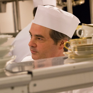 Brooks Headley   Executive Pastry Chef of Del Posto
