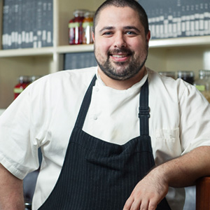 David Santos  Chef of Louro