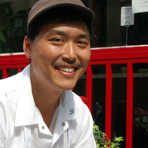 Jonathan Wu  Chef of Fung Tu