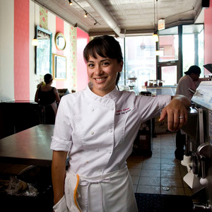 Jessica Oloroso  Owner of Black Dog Gelato