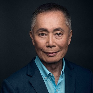 GEORGE TAKEI Allegiance, A New Musical