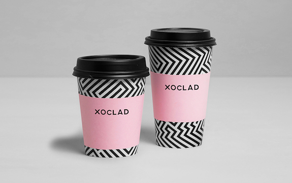 XOCLAD's product, designed by Anagrama.
