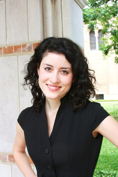 HIlary Purrington winner of the 2014 CHQ Composition Contest