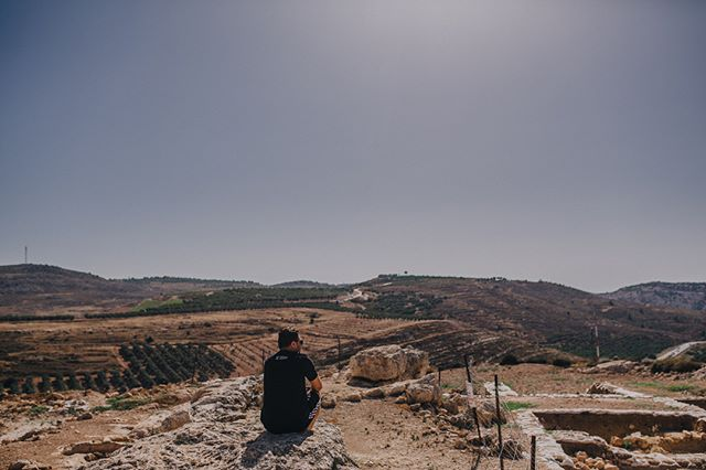 Israel. || Still trying to find the words to describe this place and the friends I've had the privilege of traveling with. Scripture came alive and I will never read it the same way. God is so, so good. Now get me home to my wife and kiddo ASAP.