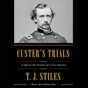 My Latest Audible book. Just a great book if you have not read about Custer. I did not realize how much of a hero he was in the civil war. Definitely reminds me of how much Custer was like Patton and McArthur.