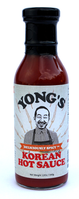 Yong's Korean Hot Sauce