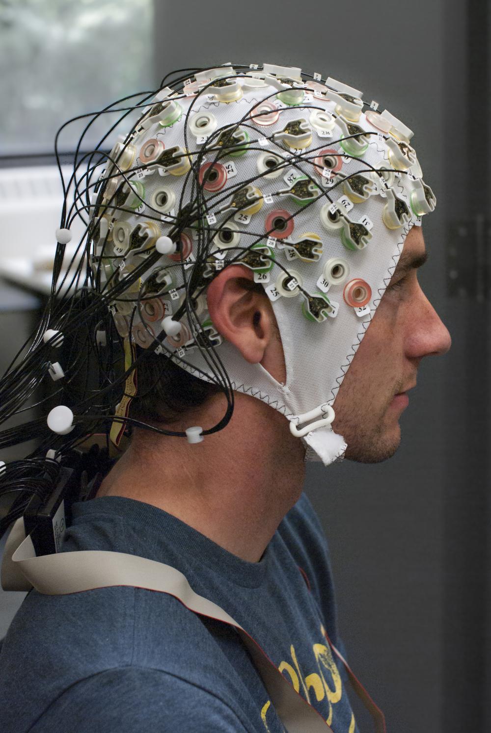 EEG Cap Setup