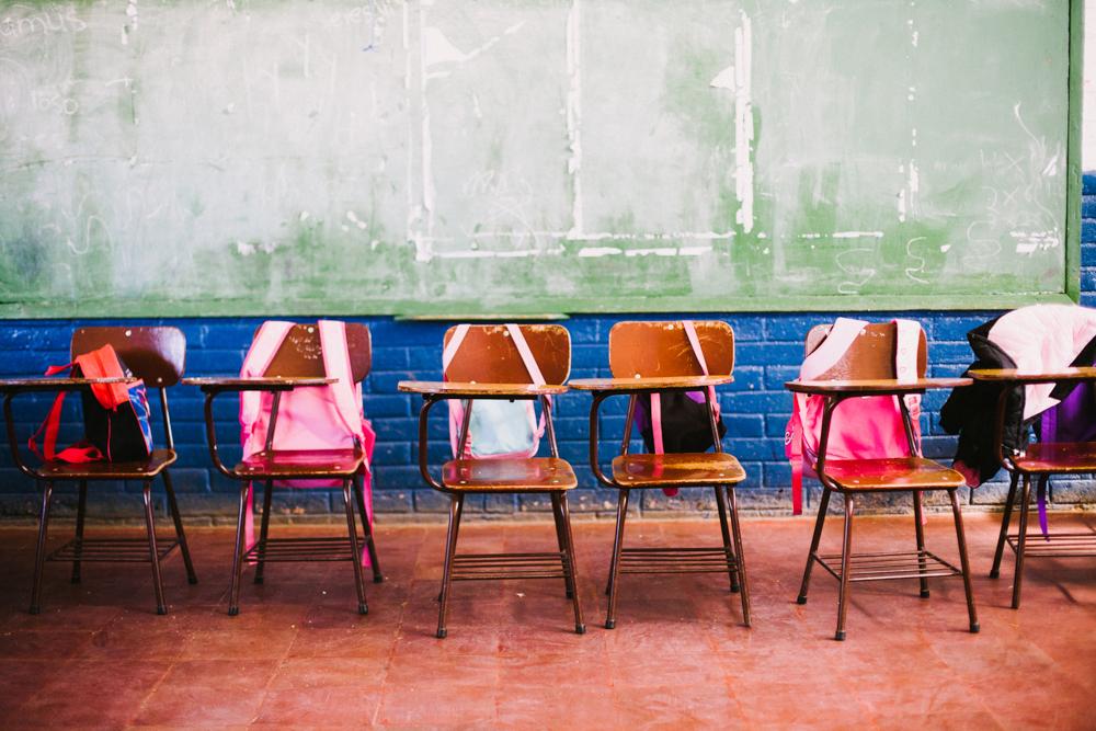 Classroom -  San José de Cusmapa  , Nicaragua