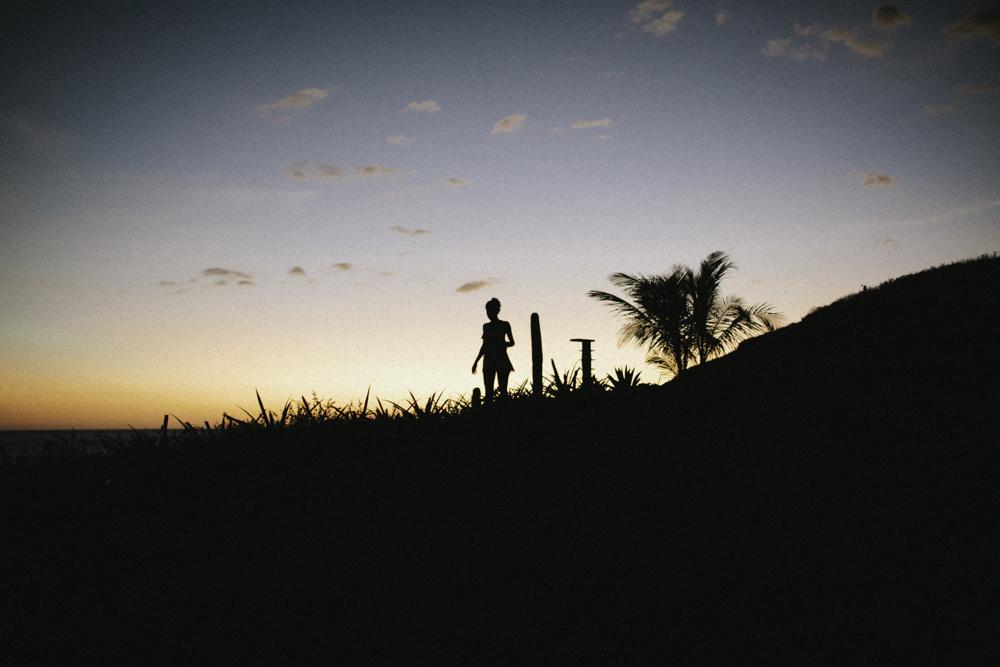 Maritza montecristo beach nicaragua