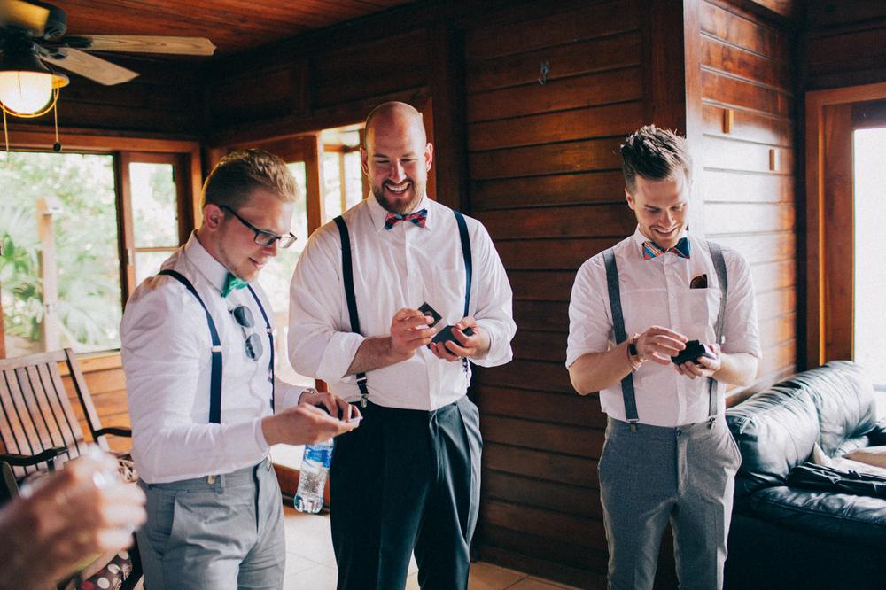 preparation wedding nica