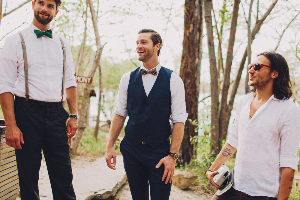 the groom Nicaragua photography