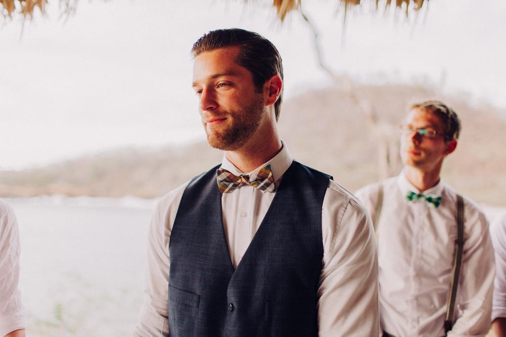 wedding the groom nicaragua