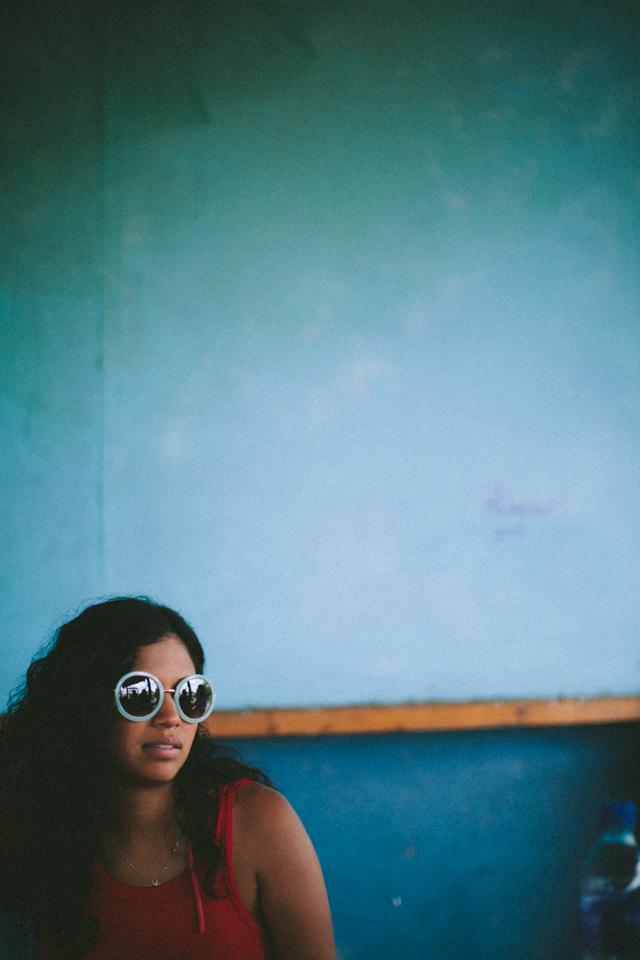 Adri Nicaragua girl