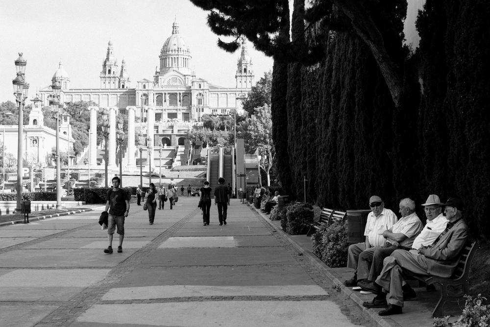 Barcelona Palacio Nacional