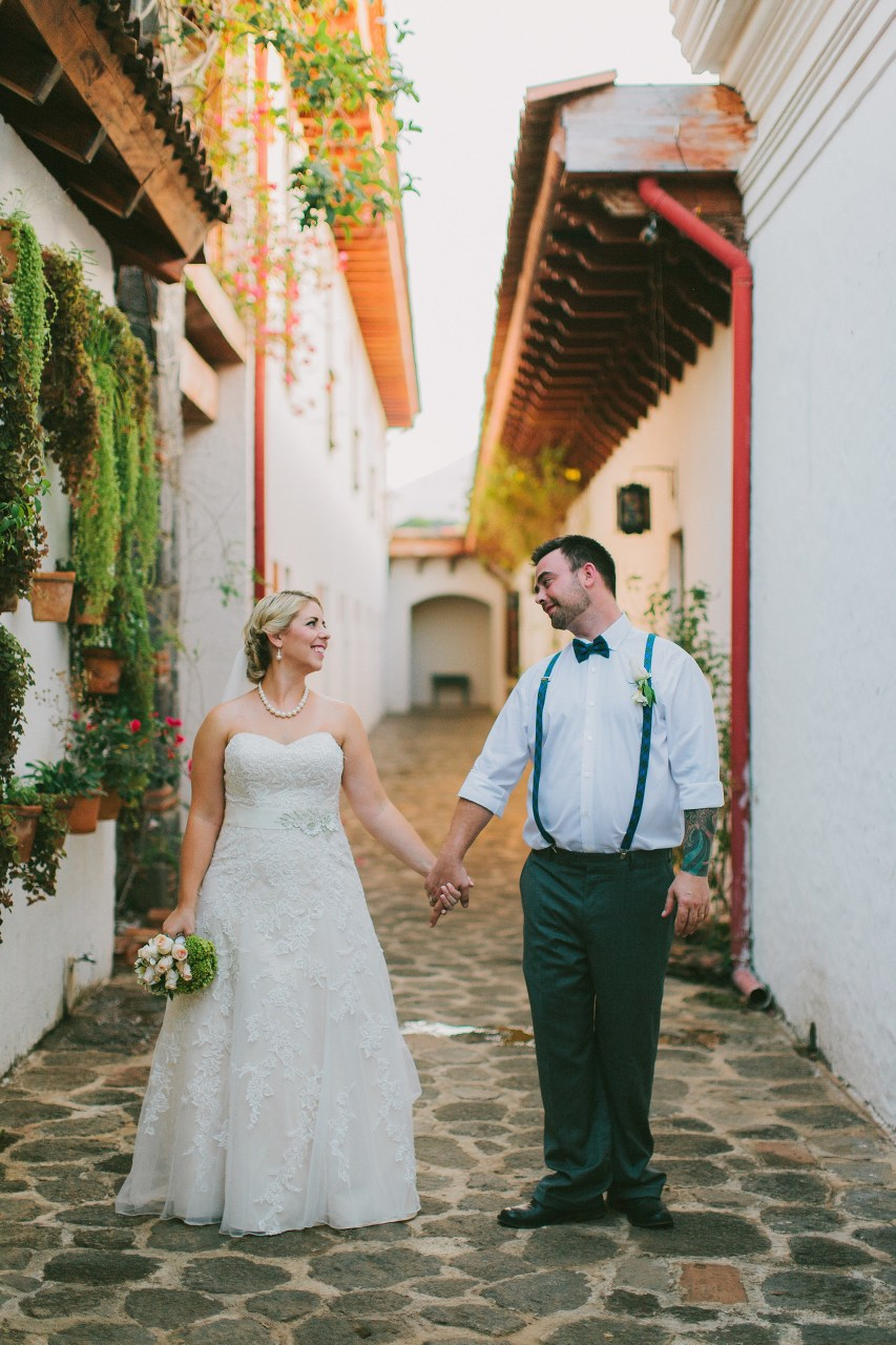 Granada Nicaragua wedding