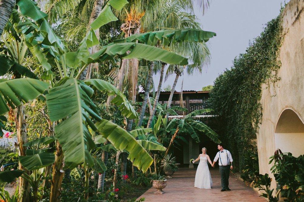 Hotel Granada wedding