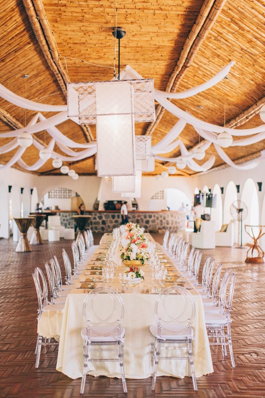 Wedding decoration Nicaragua