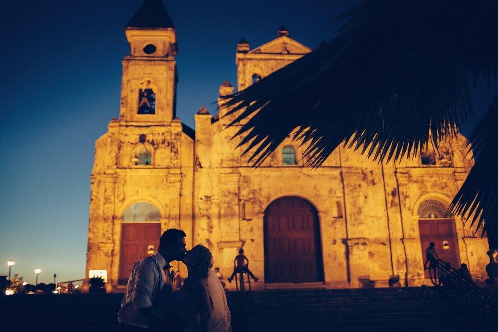 church granada nicaragua wedding