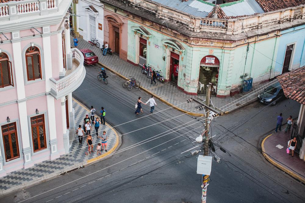 view Merced church nicaragua