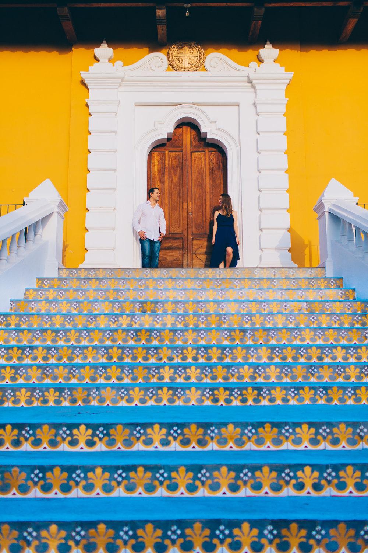 pattern wedding nicaragua