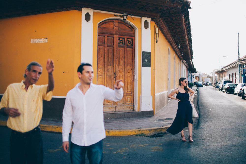 Granada Nicaragua photo session
