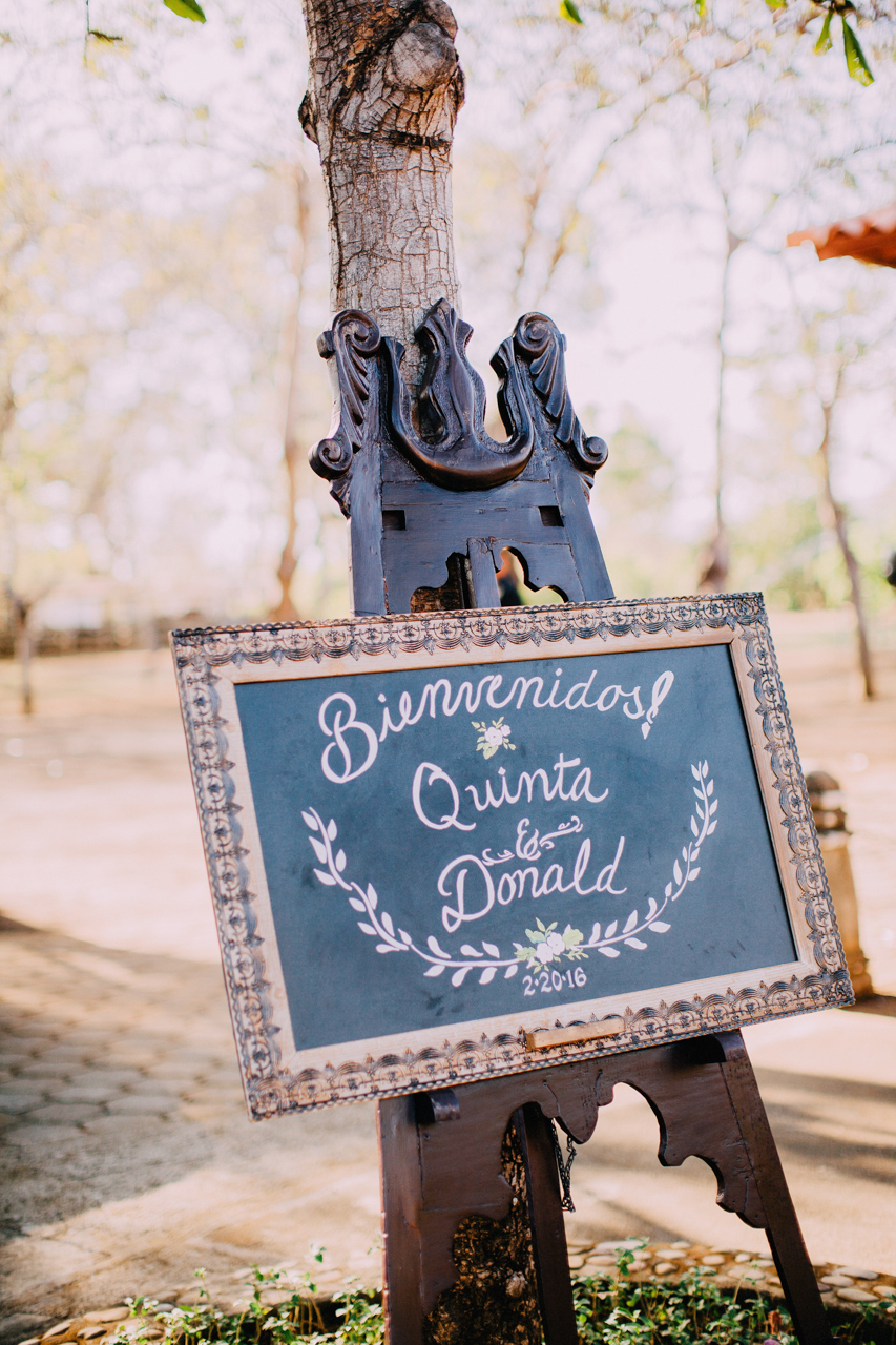 quinta donald nica wedding
