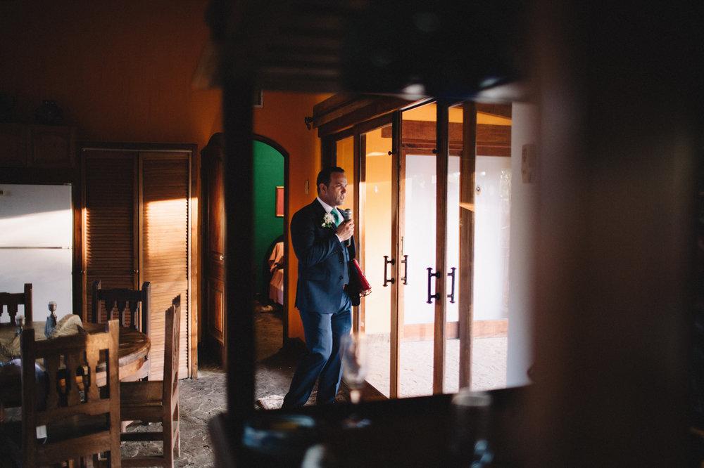 wedding in hacienda nicaragua