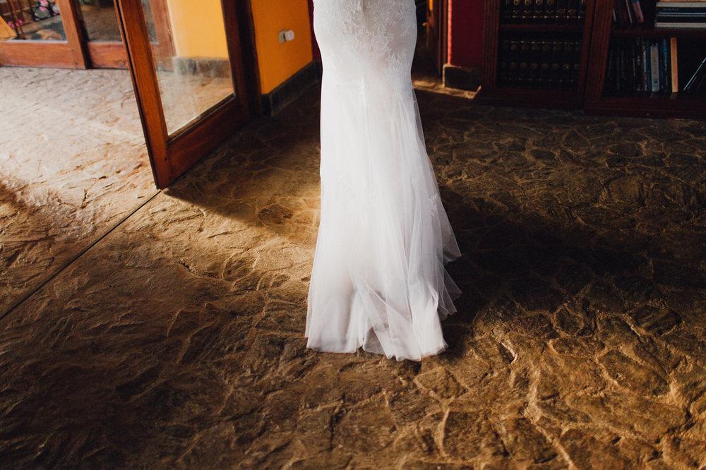 dress wedding nicaragua