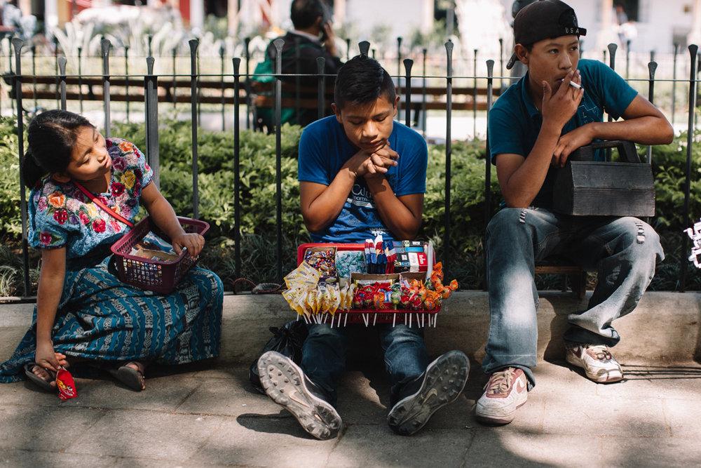 kids Antigua Guatemala