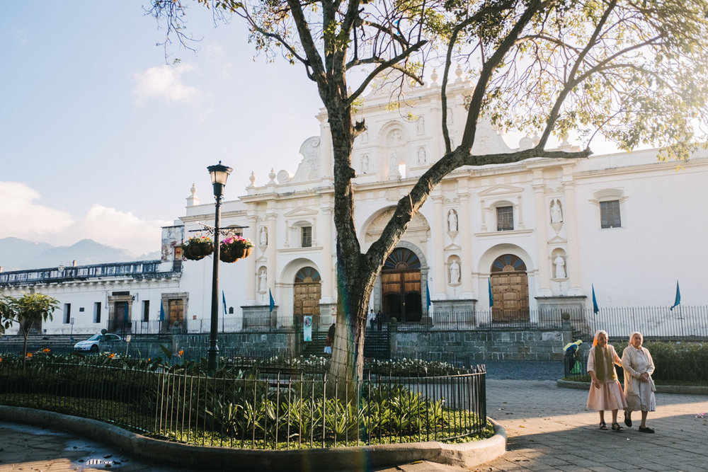 The Plaza Central Park Antigua Guatemala