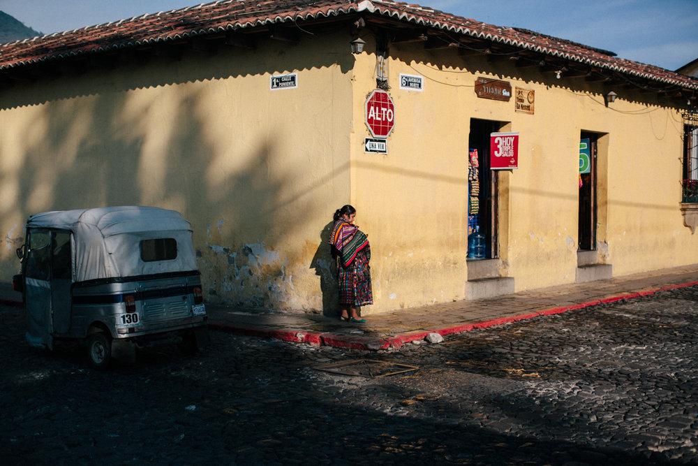 Antigua guatemala photography maya