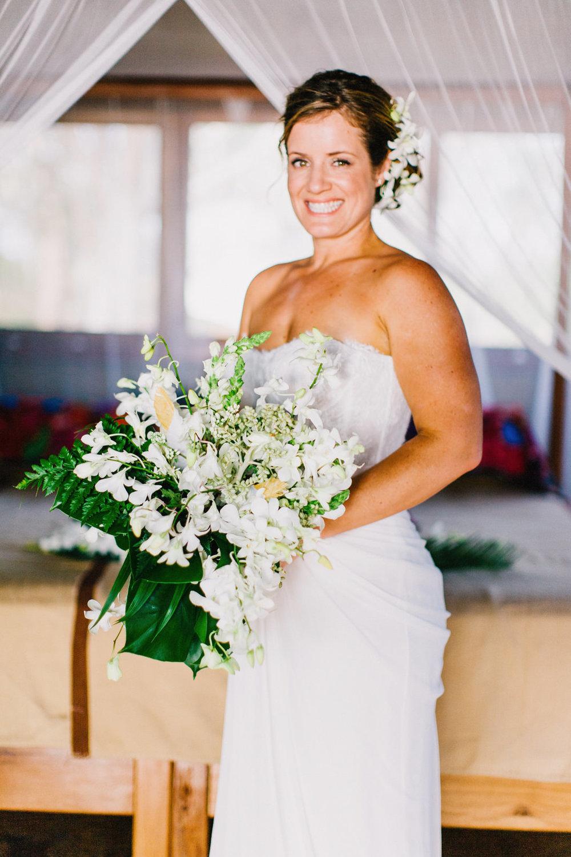Bride Nicaragua wedding photography