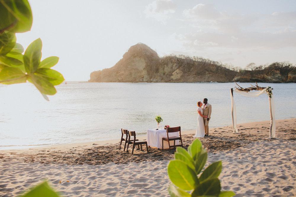 Best beach wedding venues in Nicaragua