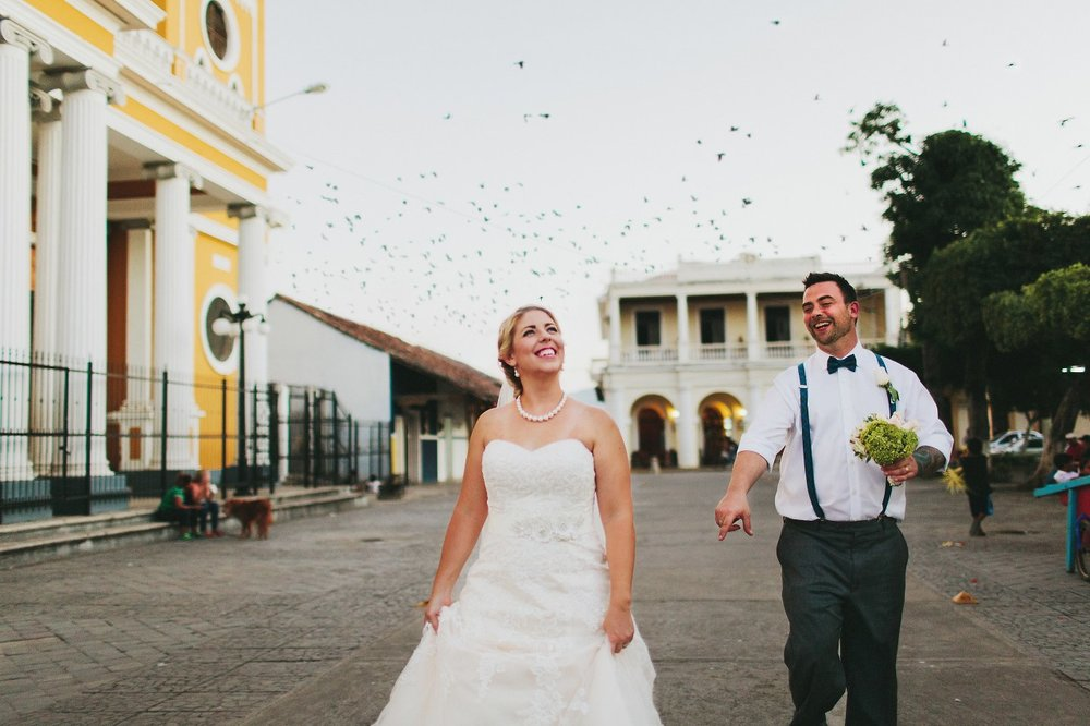 COLONIAL DESTINATION WEDDING GRANADA NICK + LISA